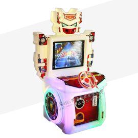 儿童益智方向盘赛车游戏机投币电玩设备厂家
