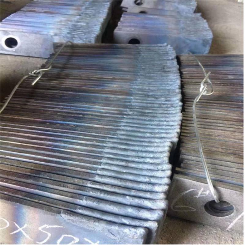 木材锯末粉碎机易损件 粉碎机销轴锤片粉碎机筛网