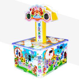 儿童打地鼠儿童双人打地鼠游戏机投币电玩城娱乐设备