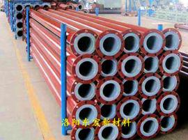 钢衬塑复合管道生产工艺