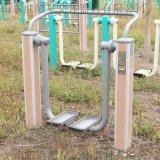 户外健身路径太空漫步机 小区公园健身器材单人漫步机