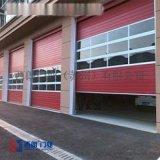 南京消防队车库提升门