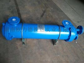 铜管和不锈钢材质列管式油冷器