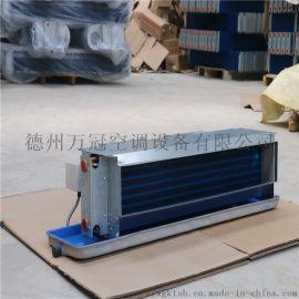 卧式暗装风机盘管厂家, 厂房暖风设备风机盘管