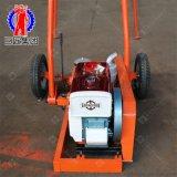 砂金礦勘探就選SH30-2A型工程勘察鑽機