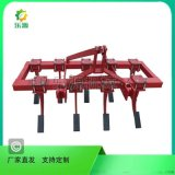 拖拉機懸掛鬆土機 可定製3S深鬆機 農用深耕鬆土機
