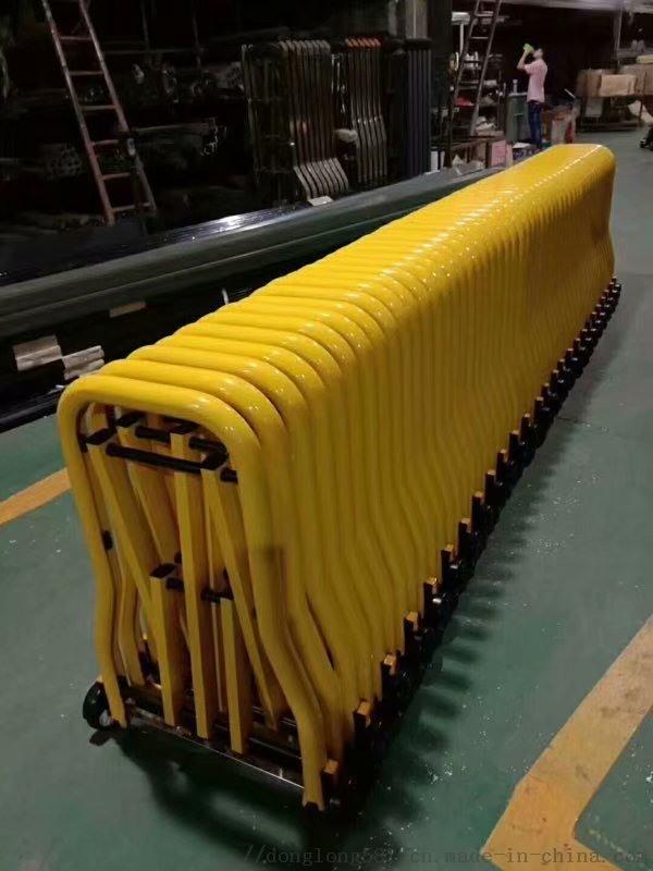 東龍門業自動道閘 車輛識別系統 伸縮門
