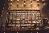 別墅拉絲不鏽鋼酒櫃紅酒架定製
