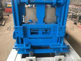 供应全自动数控c型钢机设备 支持冲孔檩条设备 可调c型钢
