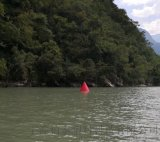 安全水域浮標 航道水域浮標 中線提示浮標