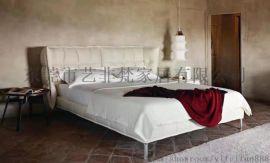 真皮沙发轻奢实木沙发简欧客厅家具