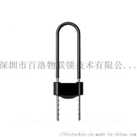BioLock 自行车智能指纹U型锁安全防盗