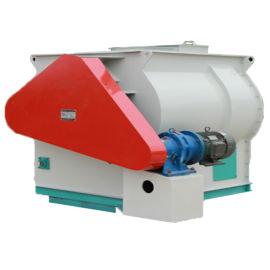 卧式双轴混合机 浓缩料预混添加剂用桨叶式混合设备
