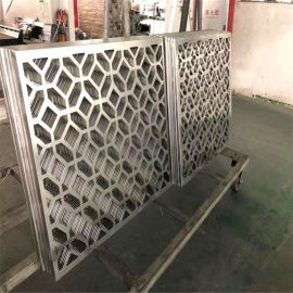 坯料雕刻铝单板特点 2.5mm雕刻铝单板款式效果