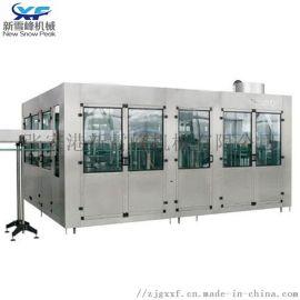 三合一液体灌装机 饮料生产线 全自动饮料灌装机