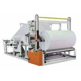 厂家供应卧式全自动盘纸分切复卷机 福建原纸分切机