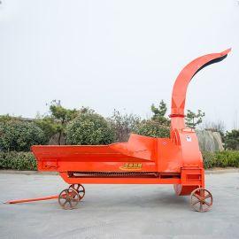 铡草粉碎揉搓机 羊饲料铡草机 大型铡草机