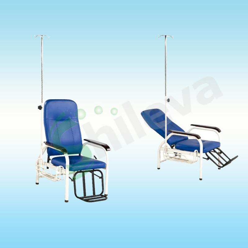 工厂  医用单人位输液椅 豪华  点滴椅吊瓶椅