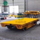 吉林厂家智能运输平车电缆卷线式轨道车铸钢轮