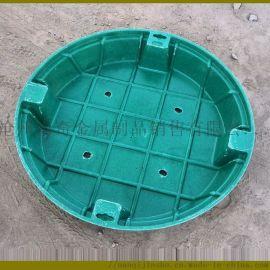 种植型草盆井盖草坪井下沉式井盖绿化隐形复合井盖