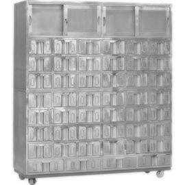 SKH066 药柜 不锈钢药柜 抽屉式中医药厨