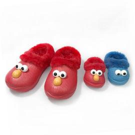 女式棉鞋,加绒保暖棉鞋,亲子棉拖鞋,