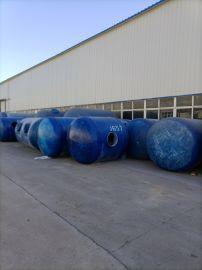 销售缠绕式玻璃钢压力罐工业污水沉淀池