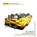 耐高温多轮平板轨道车60吨电动搬运车