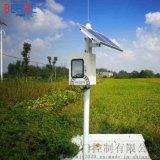 太阳能充电无线自动控制电动阀门