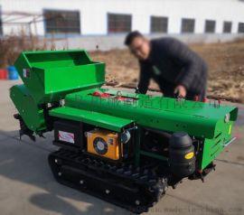 小型山地旋耕机 履带式拖拉机