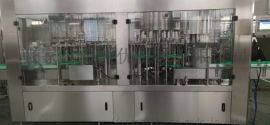 全自动冲洗,罐装,封盖三合一体机,饮料机械