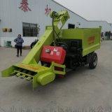 养殖场粪便捡拾车 自动卸粪的柴油清粪车
