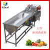 涡流振动沥水清洗机,蔬菜洗菜机厂家