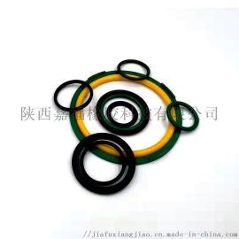 氟橡胶蒸汽o型圈 耐腐蚀耐磨损橡胶制品
