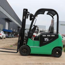 电动叉车 电动堆高叉车 捷克1.5吨高配版叉车