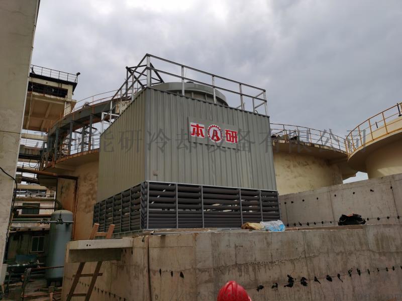 南通本研60T閉式冷卻塔-鍍鎂鋁鋅外殼-不鏽鋼盤管