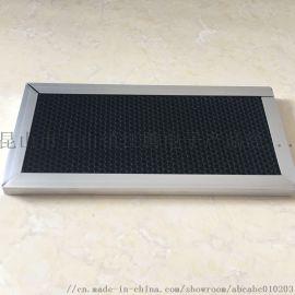 铝基蜂窝除臭氧活性炭过滤网 空气净化器过滤网