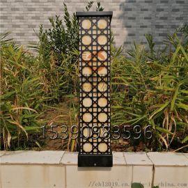 新款特色壁燈仿雲石掛牆燈別墅門柱燈不鏽鋼外牆燈