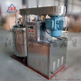 液压升降真空搅拌机 高速真空分散机 混合搅拌设备