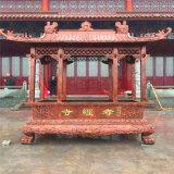 寺廟鑄鐵香爐生產廠家 鑄鐵長方形香爐定做廠家