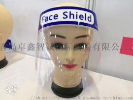 放飞沫花粉气溶胶的面罩