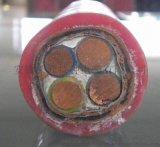 耐油環境用矽橡膠電力電纜YGC/4*95作用