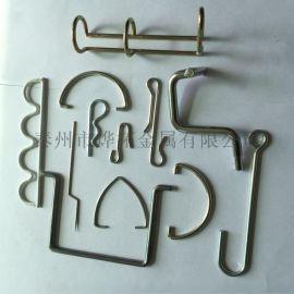 供应不锈钢丝/棒折弯冲压倒角焊接等加工成型