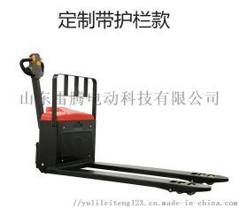 厂家供应多种型号电动半电动搬运车