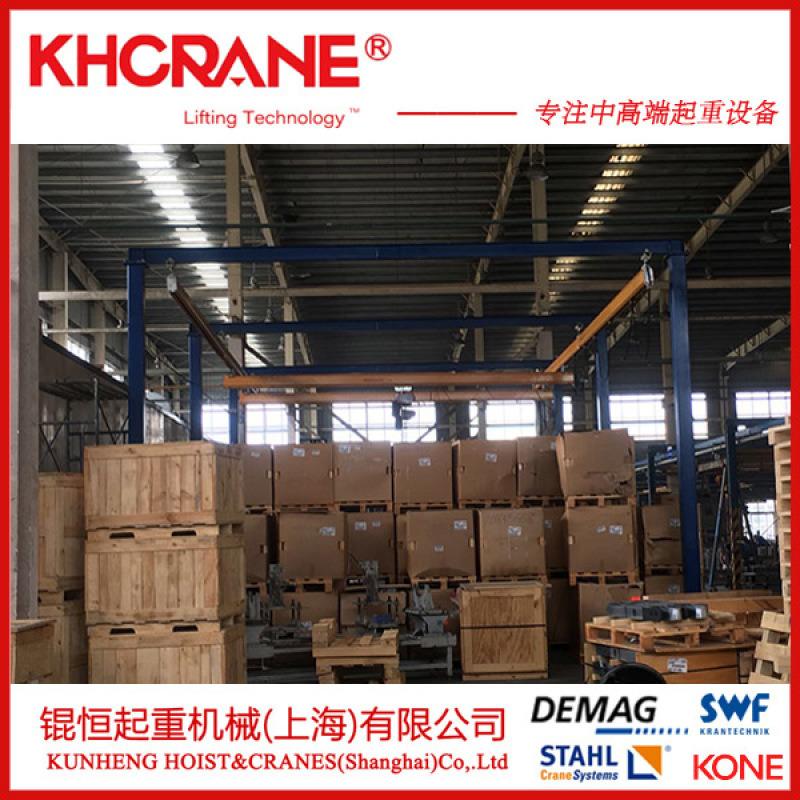 供应上海江苏500kgkbk起重机/KONE起重机