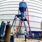 風壓式自動抽灰粉料輸送設備電廠爐灰清運吸料機