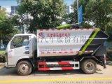 程力国六东风多利卡无泄漏压缩式垃圾车