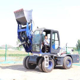 建筑工程运输4方多功能搅拌机 自上料搅拌车