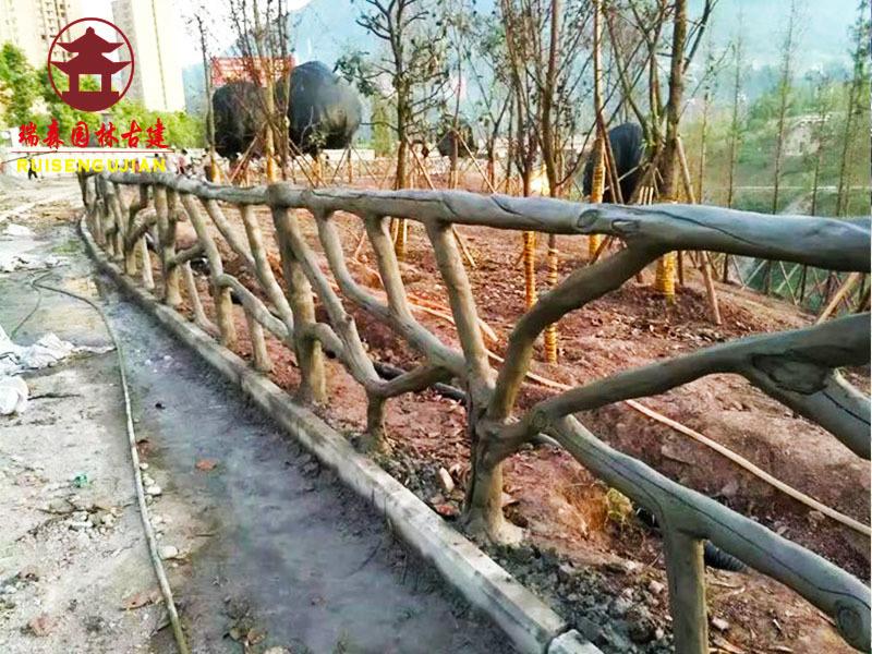 广元实木栏杆厂家,水泥栏杆定制厂家
