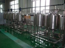 50-500L/H乳饮料生产线